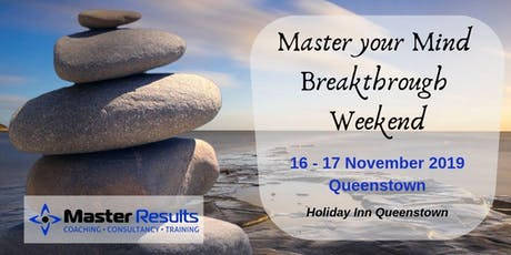 Master Your Mind Breakthrough Weekend tickets