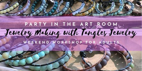 Jewelry Making Workshop tickets