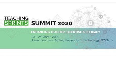 Teaching Sprints Summit 2020 tickets