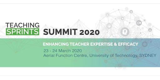 Teaching Sprints Summit 2020