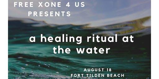 Free Xone 4 Us Family Fun Day Healing Ritual at the Water