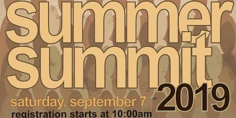 Men of Color Summer Summit tickets