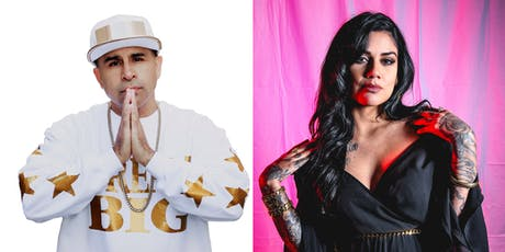 MC MAGIC & TRISH TOLEDO AT THE PARAMOUNT IN BOYLE HEIGHTS tickets