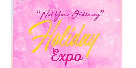 "StyleHaven's ""NOT Your Ordinary"" Holiday Expo tickets"