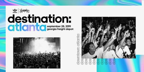Destination: Atlanta tickets