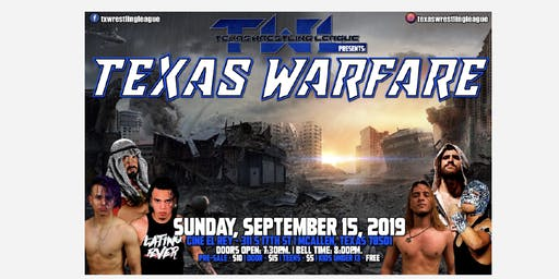 Texas Warfare