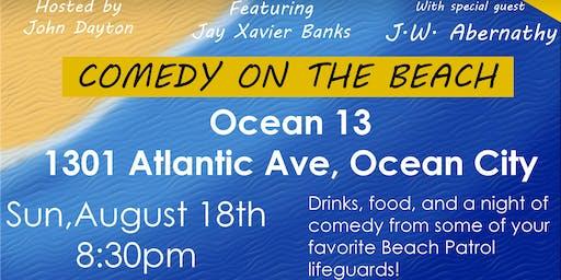 Comedy On The Beach