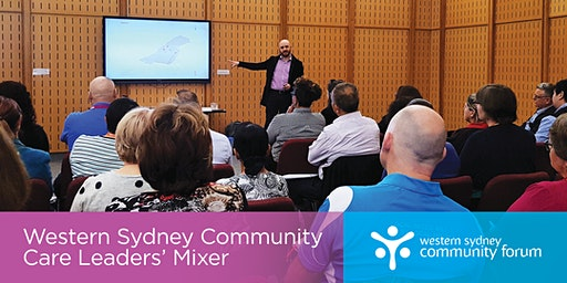 Western Sydney Community Care Leaders Mixer