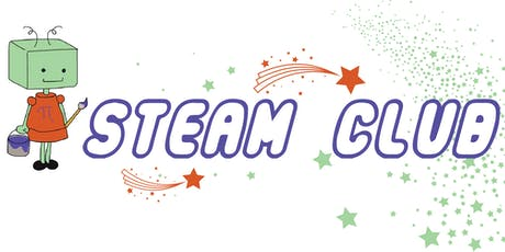 STEAM Club Term 3: Robotics! tickets
