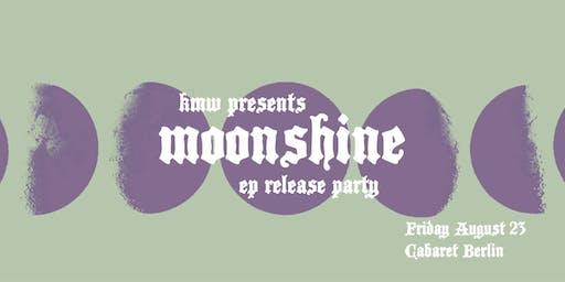 KMW: MOONSHINE (Beige-à-Coeur release party)
