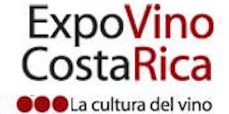 Expovino Costa Rica Compradores Institucionales 2019 boletos