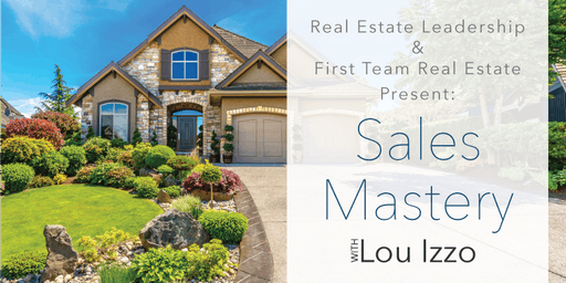 Sales Mastery with Lou Izzo - Carlsbad Library