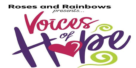Voices of Hope, A Conference Presented by Roses and Rainbows Ministries tickets