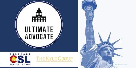 Ultimate Advocate Workshop: Denver tickets