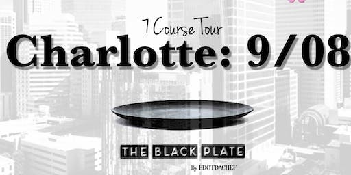 The Black Plate: 7 Course Tour - Charlotte (Course 3)