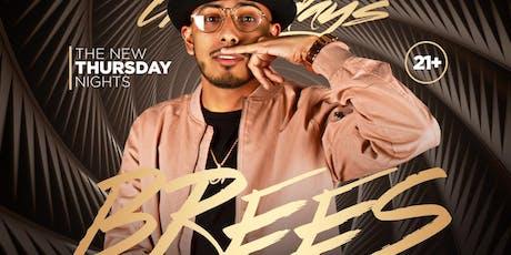 The NEW NEW Thursday Nights with DJ BREES - Sevilla LONG BEACH tickets