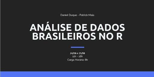 Análise de Dados Brasileiros no R - São Paulo