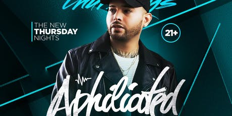 The NEW NEW Thursday Nights with DJ APHILIATED - Sevilla LONG BEACH tickets