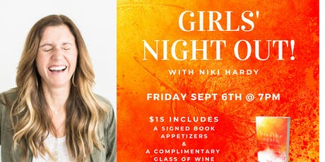 Girls Night Out with Niki Hardy! tickets
