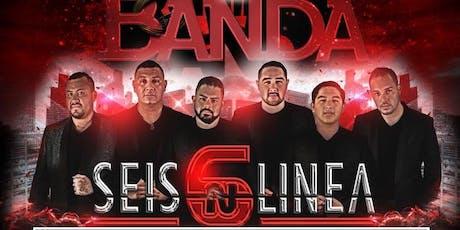 DOMINGOS DE BANDA con GRUPO SEIS N LINEA | Sevilla SAN DIEGO tickets