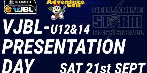 Bellarine Storm - VJBL (U12&14) Presentation Day