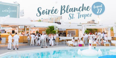 Soirée Blanche - St Tropez at Cabana Pool Bar tickets