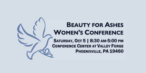 'BEAUTY FOR ASHES' WOMEN'S CONFERENCE