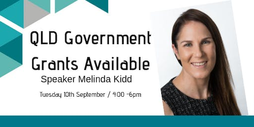 Qld Government Grants Available
