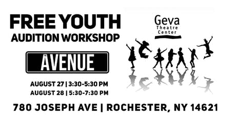 COLLAB @ THE AVE: Geva Audition Workshop tickets