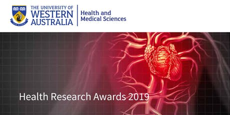 Health Research Awards 2019 tickets