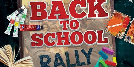 PUSH Excel & RPC Back To School Rally