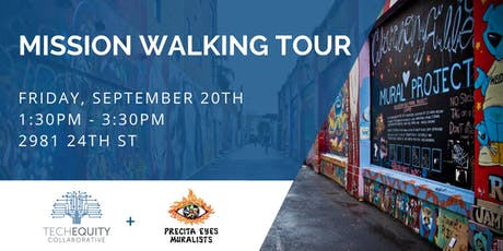 Mission Walking Tour tickets