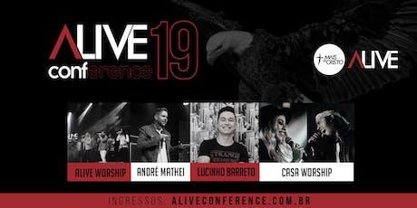 Alive Conference ingressos