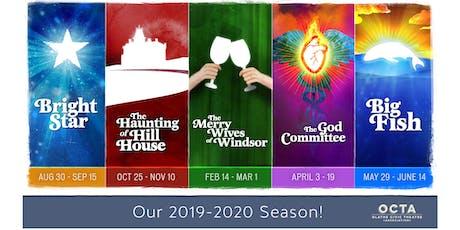 Season Tickets 2019-2020 / Make a Donation tickets