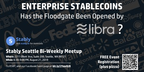 Enterprise Stablecoins & the Future of Money - Stably Seattle Meetup tickets