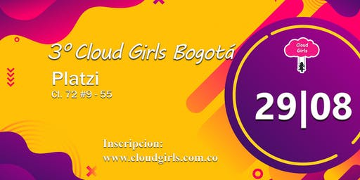 3° Cloud Girls Bogotá