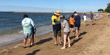 Twilight Fishing Lesson Shorncliffe