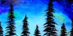 Paint Wine Denver Galactic Night Sky Wed Sept 11th 6:30pm $35