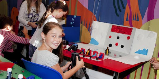 Creative Workshop - Claymation Creations October