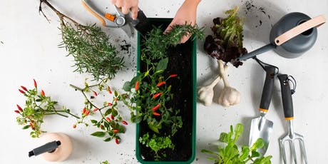 Small Space Edible Gardening Workshop at Parramatta Library tickets