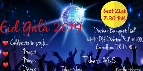 Eid Gala 2019 tickets