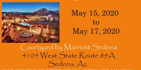 """INSPIRE YOUR SOUL'S JOURNEY SEDONA RETREAT"" JO'ANNE SMITH, SALT LAKE MEDIUM tickets"