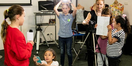 Creative Workshop: Monster Mash Film Workshop tickets