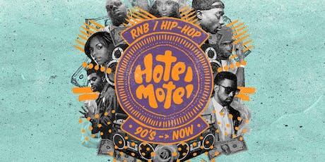 Hotel Motel - HipHop & RnB Night tickets