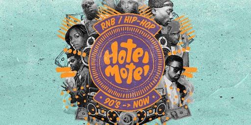 Hotel Motel - HipHop & RnB Night
