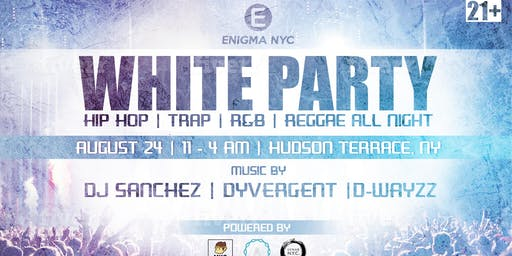 Enigma NYC Presents: WHITE PARTY