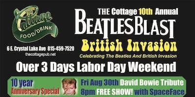 Beatles Blast at the Cottage
