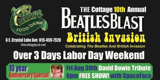 Beatles Blast at the Cottage