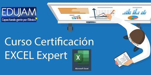 Curso-Certificación Excel Expert sesión 1 de 3