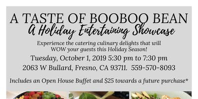 A Taste of BooBoo Bean - A holiday entertaining showcase